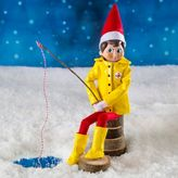 Claus Couture Collection® Caroling in the Raincoat