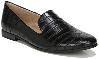 Soul Naturalizer Janelle Croc Embossed Loafer