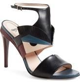 Fendi 'Bugs' Leather Sandal (Women) (Nordstrom Exclusive)