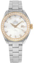 Omega Seamaster Aqua Terra 231.25.34.20.55.004 Stainless Steel Automatic 33mm Womens Watch