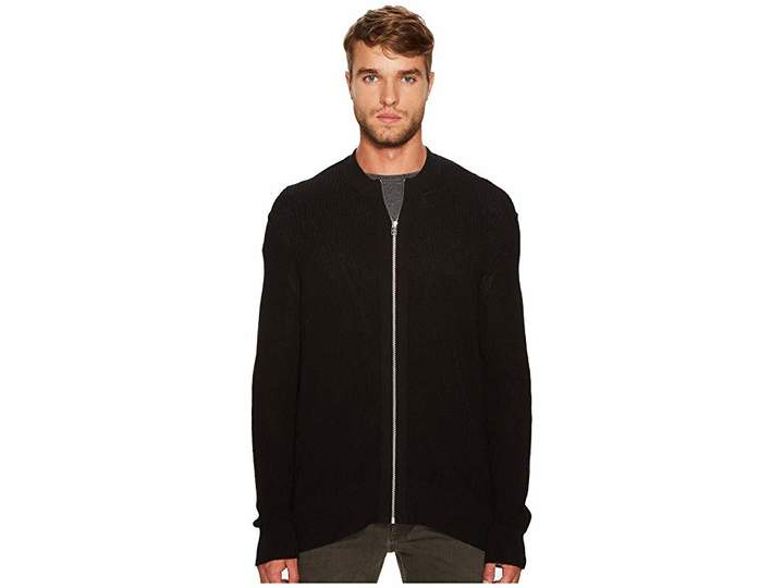 McQ Zip Cardigan Men's Sweater