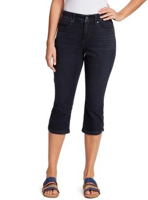 Gloria Vanderbilt Petite Comfort Curvy Capri Jeans