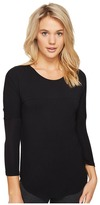 PJ Salvage Modal Long Sleeve Tee Women's Long Sleeve Pullover