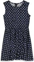 Forever 21 Girls Abstract Diamond Print Dress (Kids)
