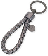Bottega Veneta Braided Loop Key Ring