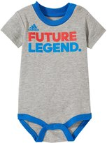 adidas Future Legend Bodyshirt (Baby) - Grey - 12 Months