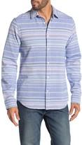 Scotch & Soda Striped Regular Fit Shirt