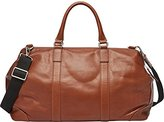 Fossil Mayfair Leather Framed duffel Bag