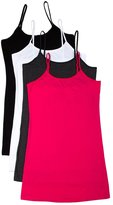 Active Products 4 Pack Active Basic Women's Basic Tank Tops