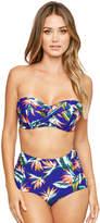 Figleaves Palm Springs Underwired Bandeau Bikini Top