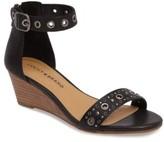 Lucky Brand Women's Jorey Ankle Strap Wedge Sandal