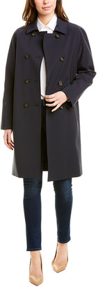 Cinzia Rocca Icons Long Trench Coat