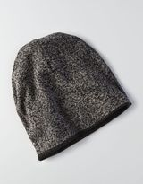 American Eagle AEO Reversible Skully Beanie