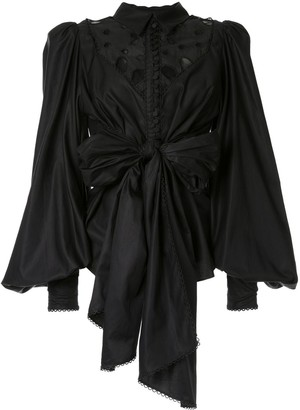 Acler Vicount blouse