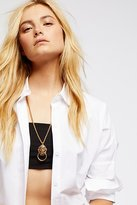 Vanessa Mooney The Vandal Knocker Pendant by at Free People