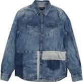 Scotch Shrunk SCOTCH & SHRUNK Denim shirts - Item 42419175