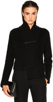 Ann Demeulemeester Safety Pin Cardigan
