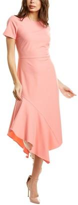 Shoshanna Alora Midi Dress