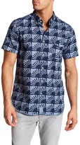 VISSLA Day Rays Short Sleeve Regular Fit Shirt