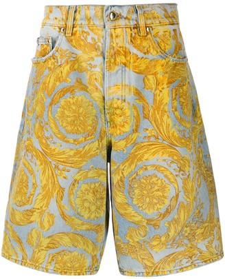 Versace chino shorts