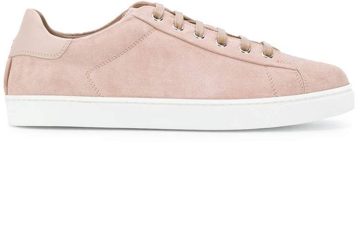 Gianvito Rossi lace-up sneakers