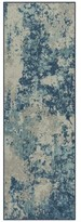 Blue Area Cuvier Southwestern Tufted Rug 17 Stories Rug Size: Rectangle 7' x 10'