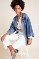 Pilcro And The Letterpress Pilcro Denim Kimono Jacket