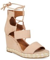Frye Women's Roberta Ghillie Wedge Sandals
