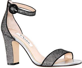 Nina Sianna High Block Heel Sandals Women Shoes
