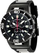 Torgoen Swiss Men's T24305 T24 200 ATM Chronograph Dive Watch