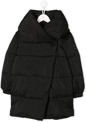 MonnaLisa Oversized Quilted Jacket