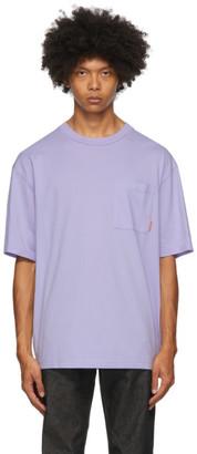 Acne Studios Purple Patch Pocket T-Shirt