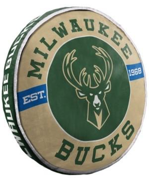 Northwest Company Milwaukee Bucks 15inch Cloud Pillow