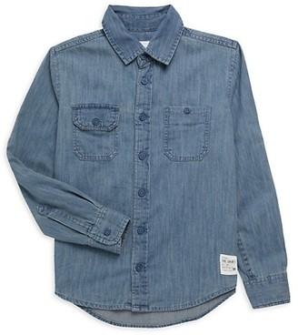 Joe's Jeans Boy's Chambray Shirt