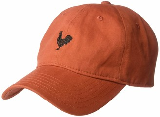 Concept One Men's Rooster Embroidered Baseball Cap