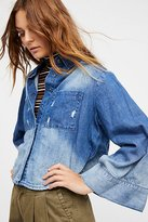 One Teaspoon Cult Keystone Shirt by OneTeaspoon at Free People