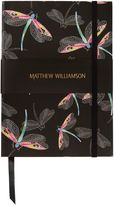 Matthew Williamson Dragonfly Luxury Notebook