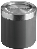 Typhoon Hudson 11cm Stacking Storage Canister - Grey