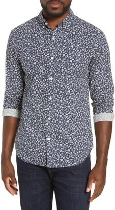Bonobos Slim Fit Floral Button-Down Shirt
