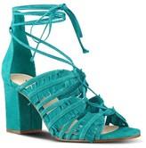Nine West Women's Genie Lace-Up Sandal