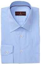 Robert Talbott Classic Fit Micro Gingham Dress Shirt