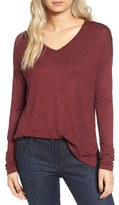 Madewell Women's Anthem Long Sleeve Tee