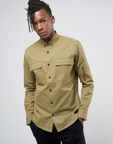 ONLY & SONS Overshirt Jacket with Arm Detail