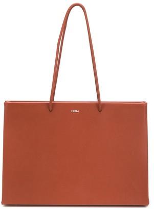 Medea Venti leather tote bag
