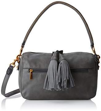 Abbacino Women's 80002 Bowling Bag Grey