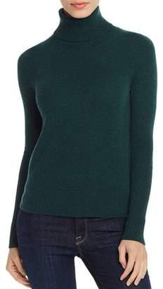 Aqua Cashmere Turtleneck Sweater - 100% Exclusive