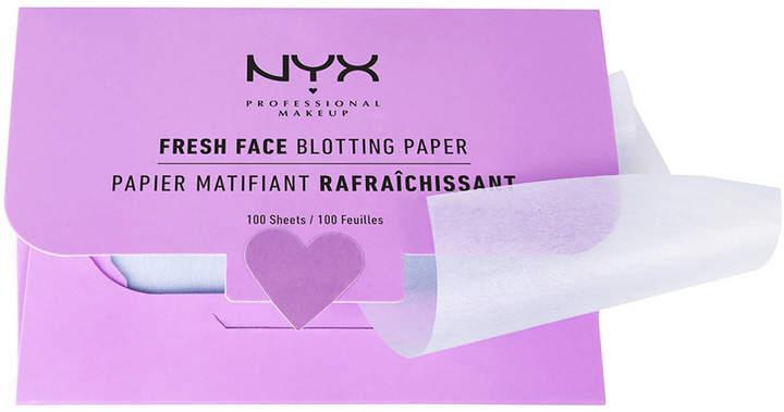 NYX Blemish Control Blotting Paper 100 Ct