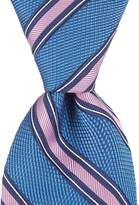 Hart Schaffner Marx Band Diagonal Stripe Traditional Tie