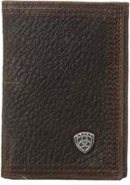 Ariat Shield Tri-Fold Wallet Wallet Handbags
