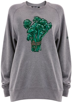 Gung Ho Broccoli Sweatshirt